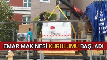 EMAR MAKİNESİ SONUNDA KIRŞEHİR'DE