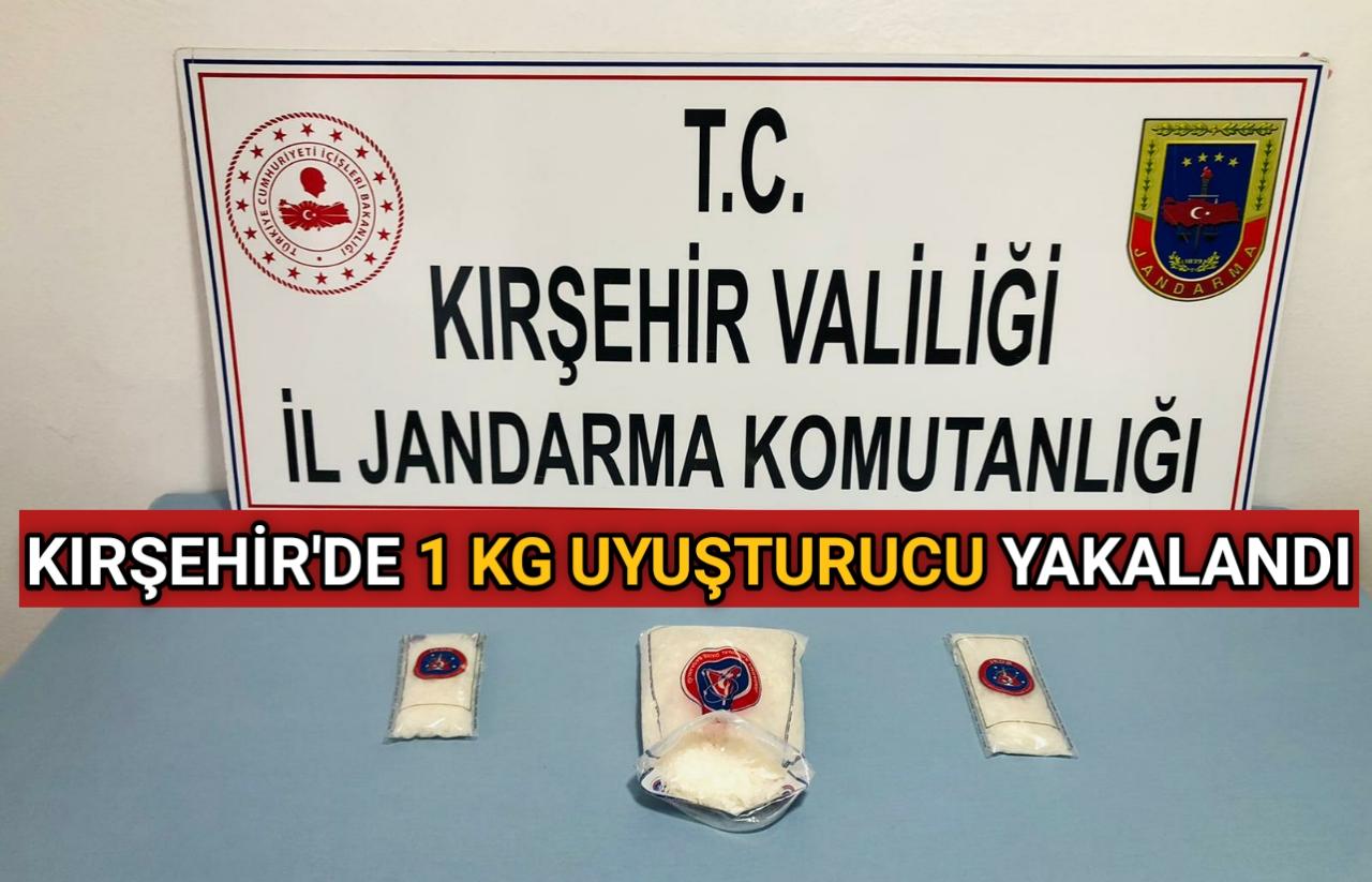 MUCUR'DA 1 KG UYUŞTURUCU ELE GEÇİRİLDİ