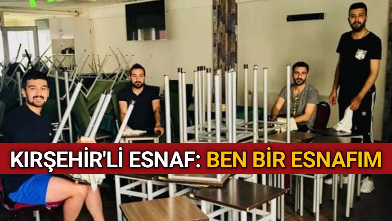 ESNAFLARIN PANDEMİ'DE YAŞADIĞI SIKINTILARI DİLE GETİRDİ