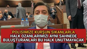 KENDİRLİ' DEN DÜZENLENEN PROGRAMA SERT TEPKİ