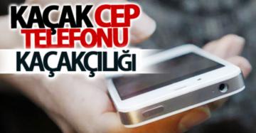 KIRŞEHİR'DE 32 KAÇAK CEP TELEFONU ELE GEÇİRİLDİ