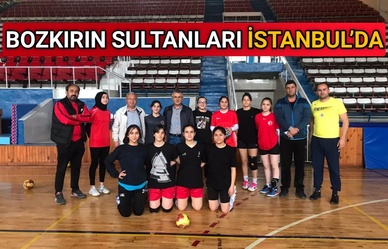BOZKIRIN SULTANLARI İSTANBUL'DA