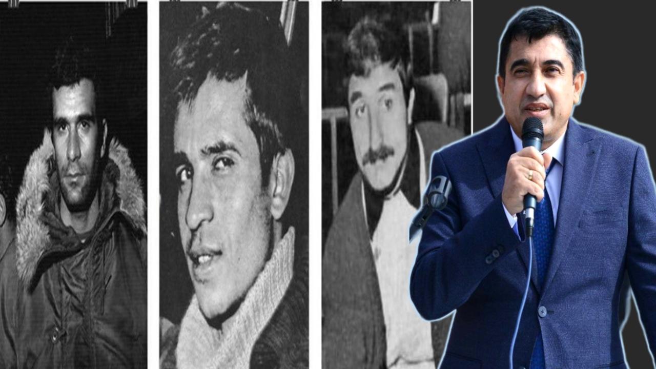 CHP'Lİ İLHAN'DAN 'ÜÇ FİDAN' MESAJI: ÖZLEMLE ANIYORUZ