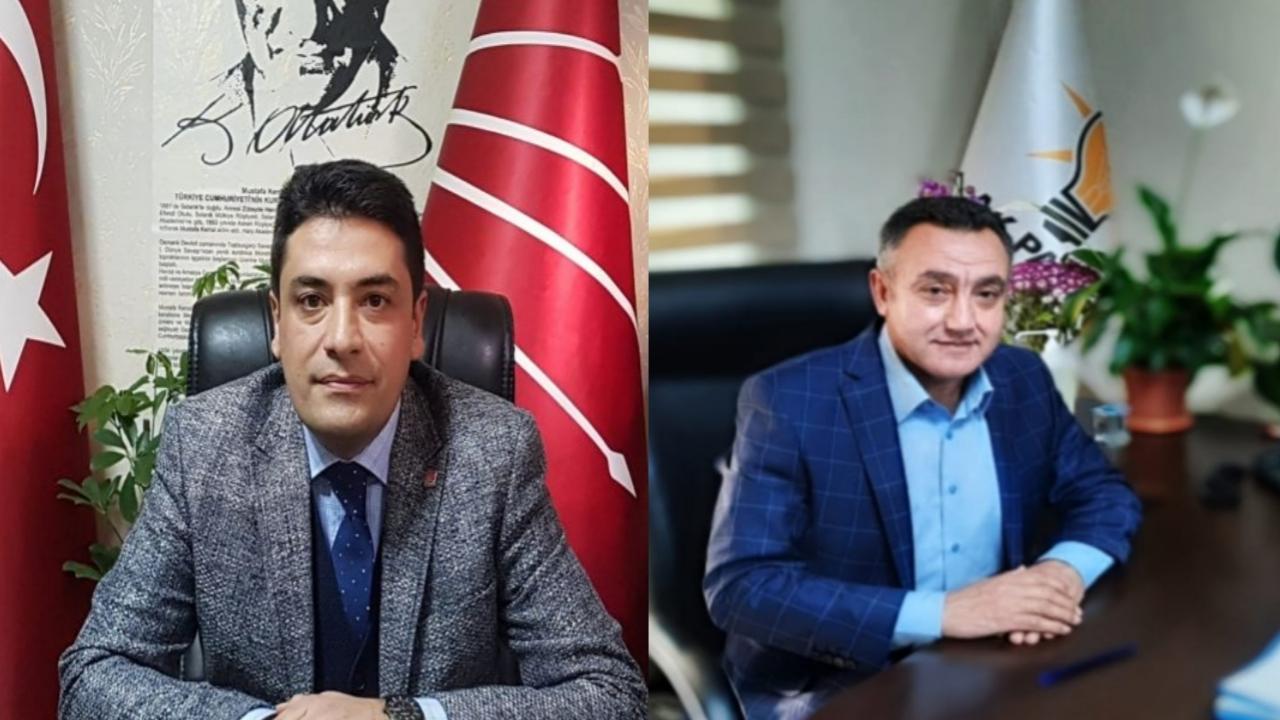 AK PARTİ VE CHP' DEN KARŞILIKLI AÇIKLAMALAR
