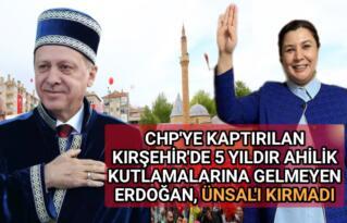 TÜRKİYE'NİN AHİ BABASI EYLÜL'DE KIRŞEHİR'E GELİYOR